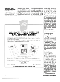 Maritime Reporter Magazine, page 58,  Jan 1988