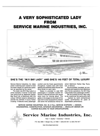 Maritime Reporter Magazine, page 3rd Cover,  Jan 1988 Maryland