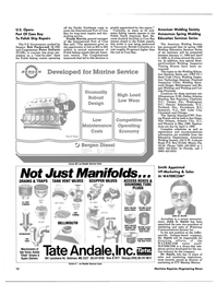 Maritime Reporter Magazine, page 10,  Feb 1988