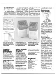 Maritime Reporter Magazine, page 13,  Feb 1988