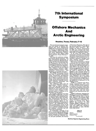 Maritime Reporter Magazine, page 14,  Feb 1988