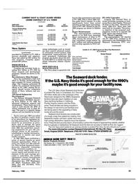 Maritime Reporter Magazine, page 31,  Feb 1988