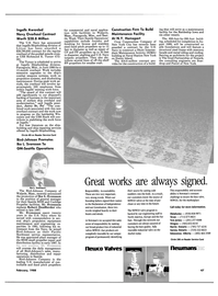 Maritime Reporter Magazine, page 45,  Feb 1988