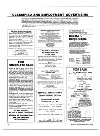 Maritime Reporter Magazine, page 64,  Feb 1988