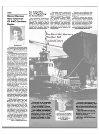 Maritime Reporter Magazine, page 11,  Mar 1988