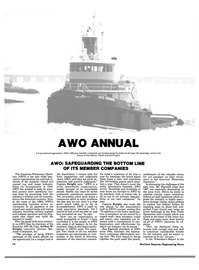 Maritime Reporter Magazine, page 12,  Mar 1988