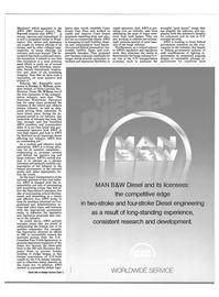 Maritime Reporter Magazine, page 13,  Mar 1988 transportation economy