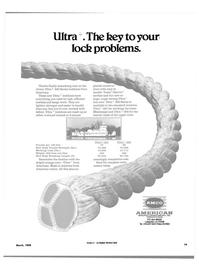 Maritime Reporter Magazine, page 17,  Mar 1988 Louisiana