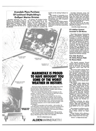 Maritime Reporter Magazine, page 40,  Mar 1988