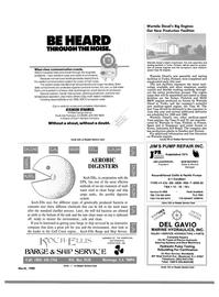 Maritime Reporter Magazine, page 43,  Mar 1988 DEB-22