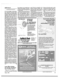 Maritime Reporter Magazine, page 45,  Mar 1988