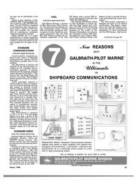 Maritime Reporter Magazine, page 53,  Mar 1988