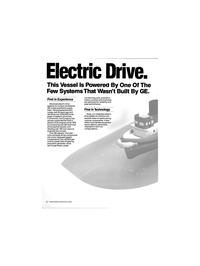 Maritime Reporter Magazine, page 40,  Apr 1988 gas turbine