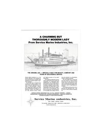 Maritime Reporter Magazine, page 3rd Cover,  Apr 1988