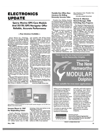 Maritime Reporter Magazine, page 17,  May 1988