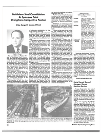 Maritime Reporter Magazine, page 18,  May 1988