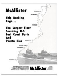 Maritime Reporter Magazine, page 1,  May 1988