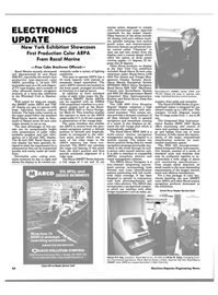 Maritime Reporter Magazine, page 42,  May 1988 Brian W. Craig