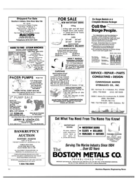 Maritime Reporter Magazine, page 54,  May 1988