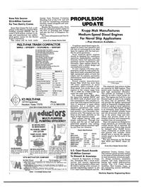 Maritime Reporter Magazine, page 4,  May 1988 Maryland