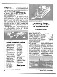 Maritime Reporter Magazine, page 8,  Jun 1988 Annabel Lee