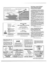 Maritime Reporter Magazine, page 106,  Jun 1988 Florida