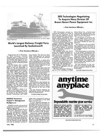 Maritime Reporter Magazine, page 9,  Jun 1988 Keith Rader