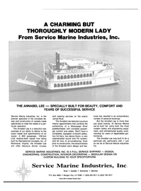 Maritime Reporter Magazine, page 3rd Cover,  Jun 1988