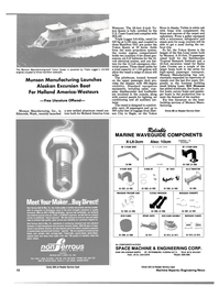 Maritime Reporter Magazine, page 10,  Jun 1988 Washington
