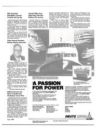 Maritime Reporter Magazine, page 19,  Jun 1988 Michigan