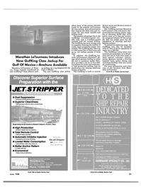 Maritime Reporter Magazine, page 21,  Jun 1988 paint life