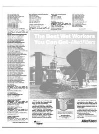Maritime Reporter Magazine, page 31,  Jun 1988 Albert J. Myer