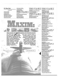 Maritime Reporter Magazine, page 32,  Jun 1988 Paul F. Foster