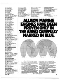 Maritime Reporter Magazine, page 33,  Jun 1988 John King