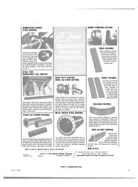 Maritime Reporter Magazine, page 41,  Jun 1988 inch thick rubber
