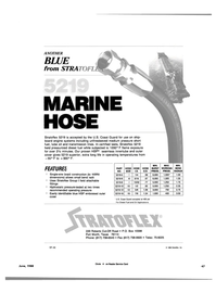 Maritime Reporter Magazine, page 45,  Jun 1988 lube oil