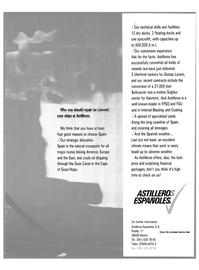 Maritime Reporter Magazine, page 53,  Jun 1988 crude oil shipping
