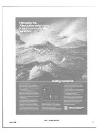 Maritime Reporter Magazine, page 57,  Jun 1988 Bailey Controls