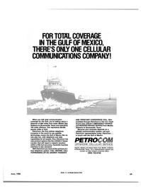 Maritime Reporter Magazine, page 63,  Jun 1988 WEATHER REPORT SERVICE
