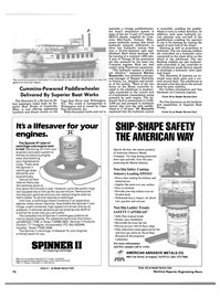 Maritime Reporter Magazine, page 70,  Jun 1988 Texas