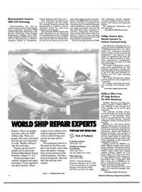 Maritime Reporter Magazine, page 74,  Jun 1988 Mississippi