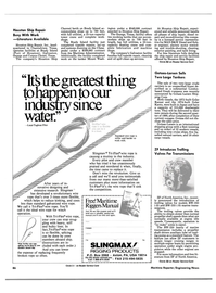 Maritime Reporter Magazine, page 80,  Jun 1988 shaft-driven auxiliary lube oil trail