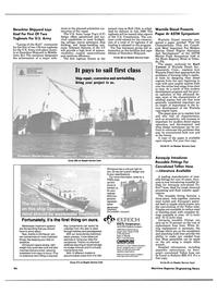 Maritime Reporter Magazine, page 88,  Jun 1988 Rhode Island