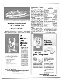 Maritime Reporter Magazine, page 90,  Jun 1988 ship-repairing services