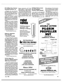 Maritime Reporter Magazine, page 93,  Jun 1988 New York