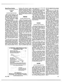 Maritime Reporter Magazine, page 13,  Jul 1988 passenger boat applications