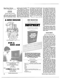 Maritime Reporter Magazine, page 14,  Jul 1988