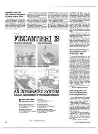 Maritime Reporter Magazine, page 16,  Jul 1988 New Jersey