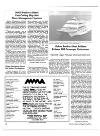 Maritime Reporter Magazine, page 20,  Jul 1988 Aurora Pump