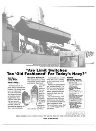 Maritime Reporter Magazine, page 22,  Jul 1988 fiber optic